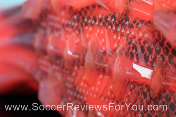 adidas F50 adiZero 2015 Leather Solar Red (21)