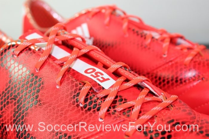 adidas F50 adiZero 2015 Leather Solar Red (9)