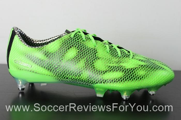 adidas F50 adiZero 2015 SG Review - Soccer Reviews For You 05ad3662b