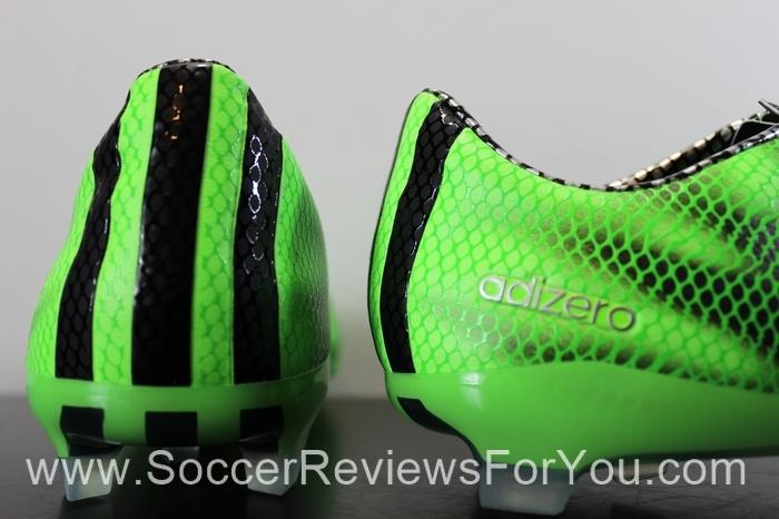 adidas F50 adiZero 2014 Solar Green (11).JPG