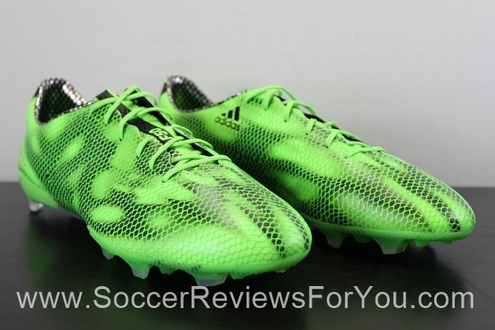 adidas F50 adiZero 2014 Solar Green (2).JPG