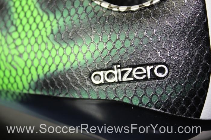 adidas F50 adiZero 2015 Green (10).JPG
