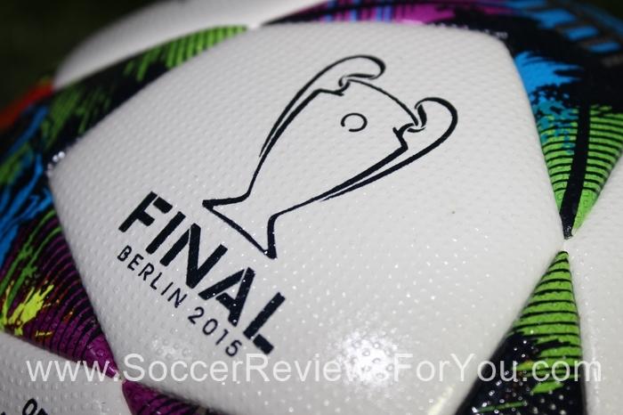 adidas Finale 15 Berlin Official Match Ball  (3)