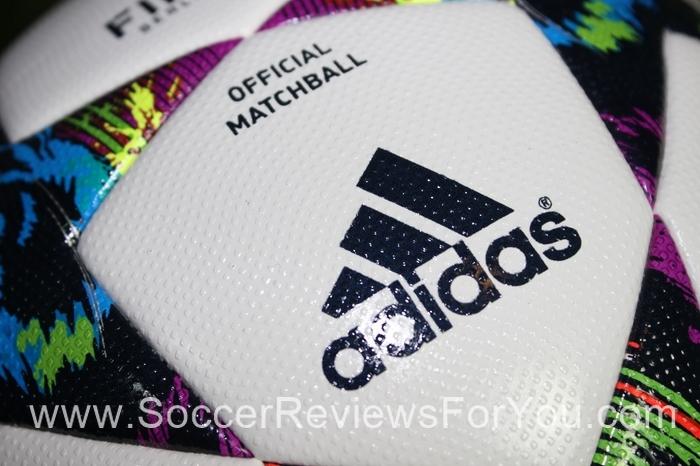 adidas Finale 15 Berlin Official Match Ball  (5)