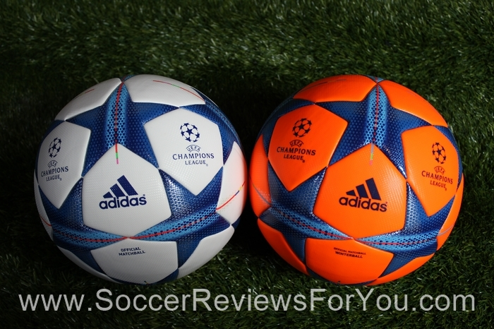 Adidas Finale 15 Official Match Ball Review - Soccer Reviews For You 515d078419b6e