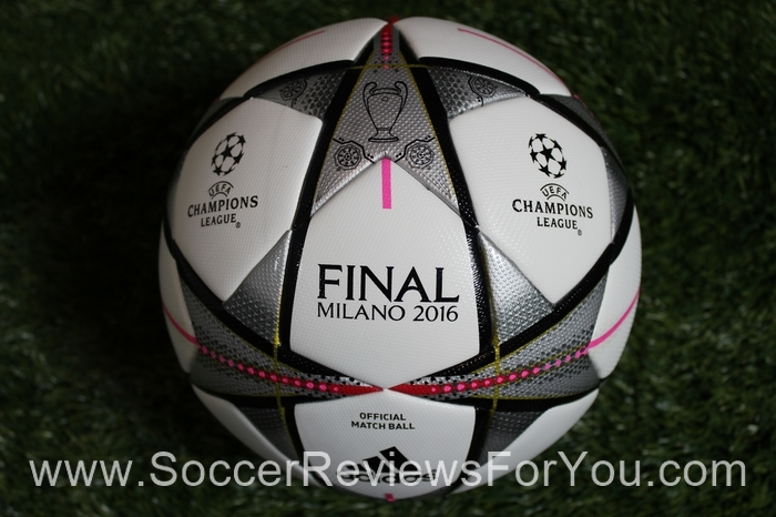 Omb Review Finale Champions Milano Reviews League Adidas Soccer 16 FZxAAX