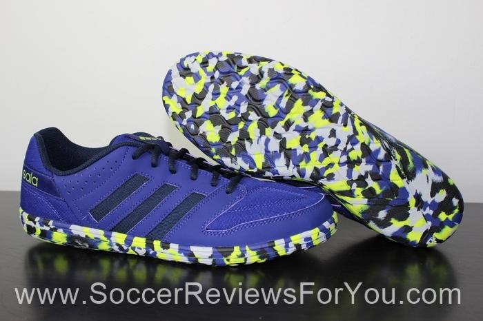Adidas Freefootball Boost IndoorFutsal Review Soccer