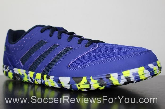 adidas Janeirinha Futsal/Indoor Soccer Shoes