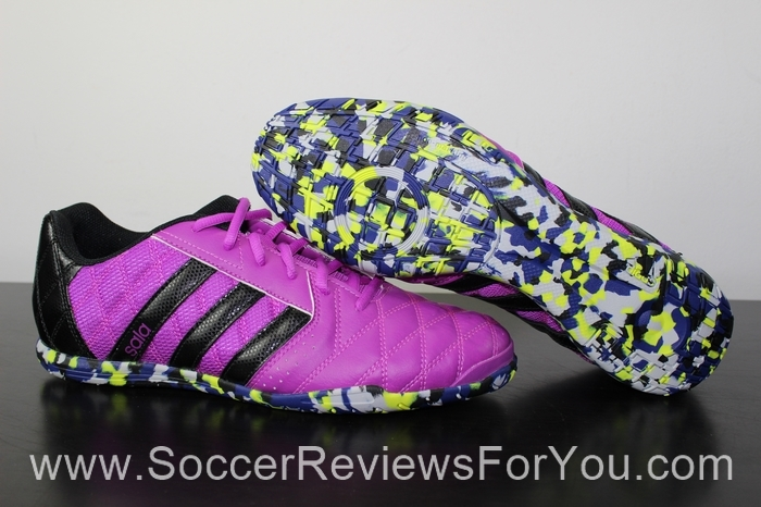 Adidas Freefootball Super Sala Indoor Futsal Review - Soccer Reviews ... aaed8dac8b7f