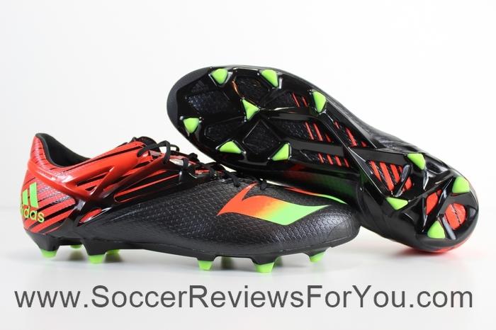 adidas Messi 15.1 Black (1)