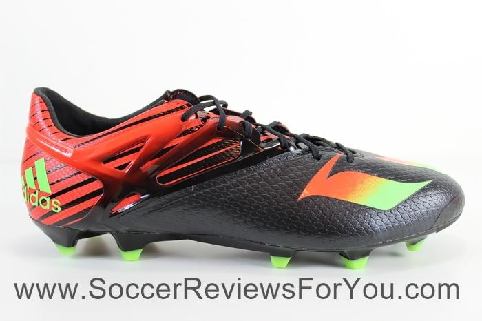 adidas Messi 15.1 Black (3)