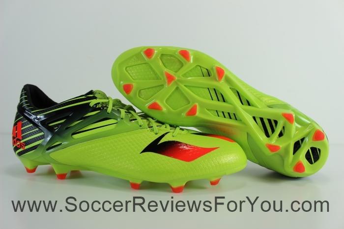 adidas Messi 15.1 Green (1)