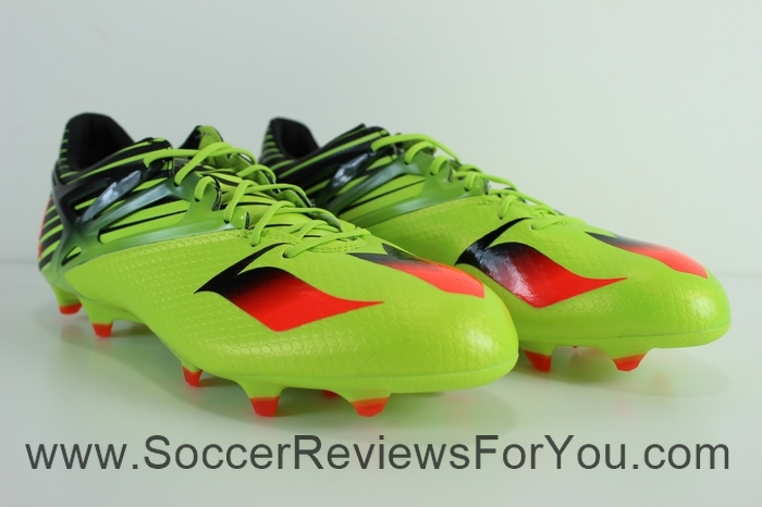 adidas Messi 15.1 Green (2)