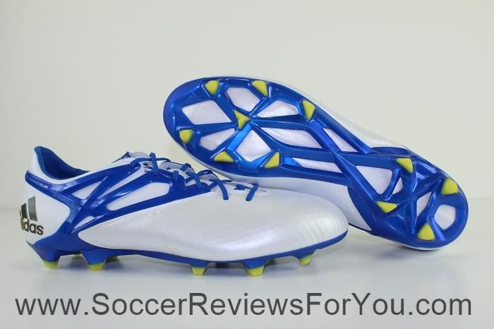 adidas Messi 15.1 White (1)