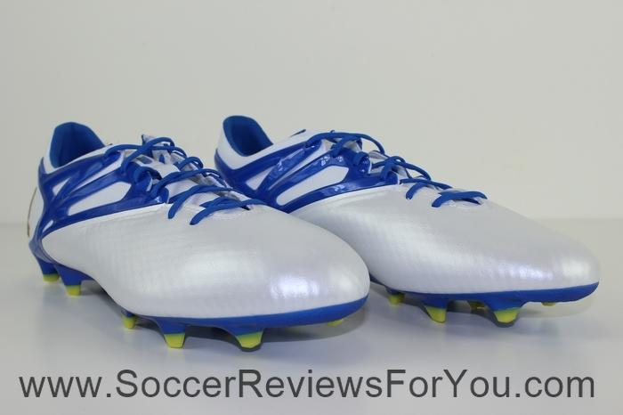 adidas Messi 15.1 White (2)