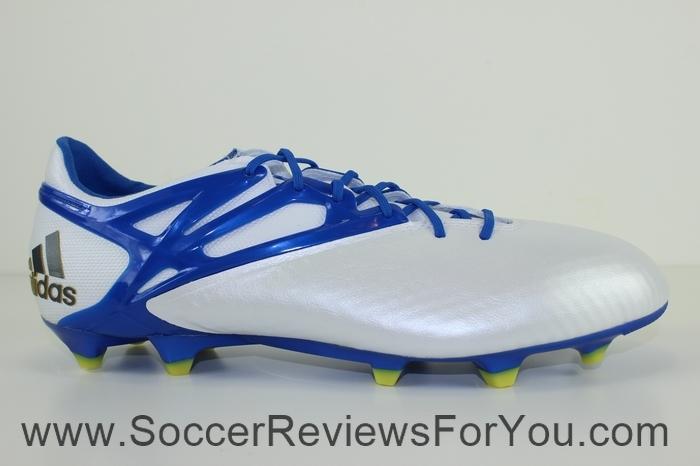 adidas Messi 15.1 White (3)
