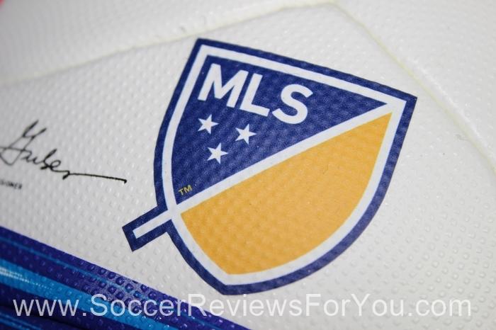 2015-16 MLS Nativo Official Match Ball
