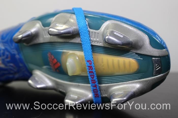 adidas Predator Absolute David Beckham Soccer/Football Boots