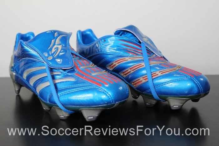 newest collection 24007 96937 adidas Predator Absolute David Beckham SoccerFootball Boots