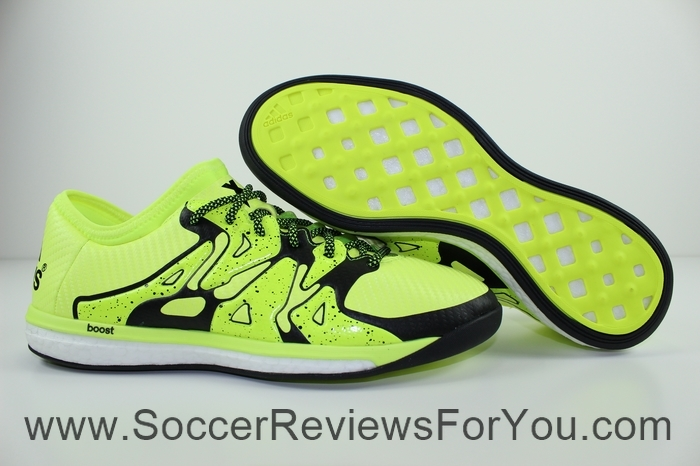 Adidas X 15.1 Boost Review - Soccer Reviews For You