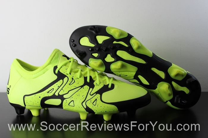 timeless design 64bb3 bf6d8 Adidas X 15.1 Review - Soccer Reviews For You