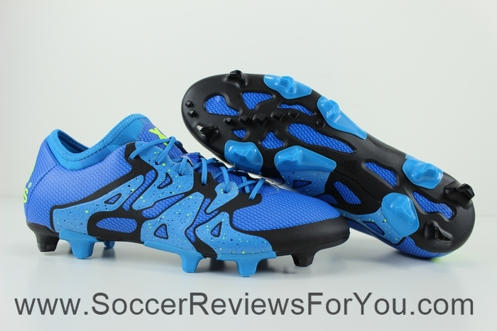 timeless design a1672 c71ca Adidas X 15.1 Review - Soccer Reviews For You