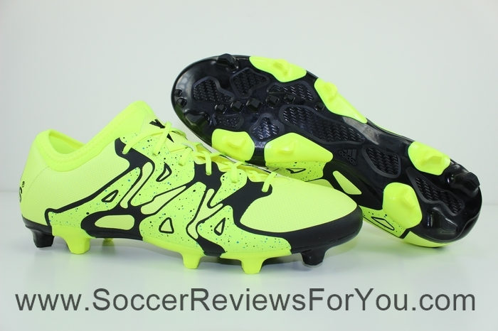 new style 5a4d0 740a5 Adidas X 15.2 Review - Soccer Reviews For You