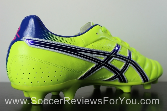 Asics DS Light 6 Neon Yellow (11).JPG