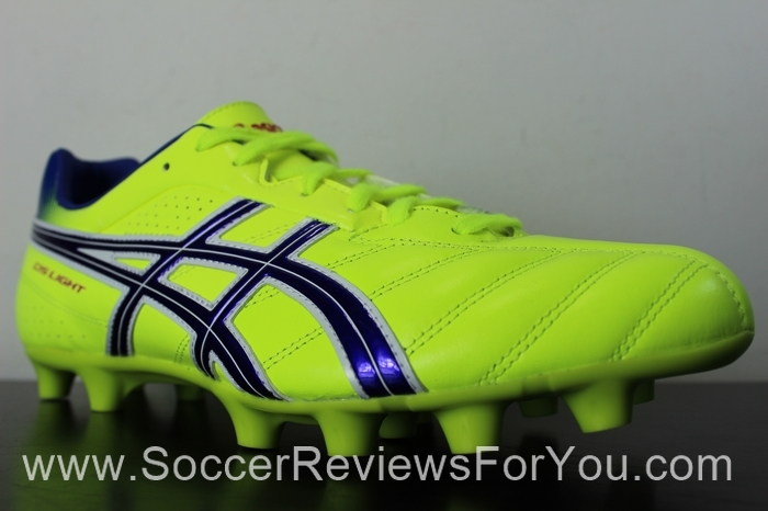 Asics DS Light 6 Neon Yellow (12).JPG
