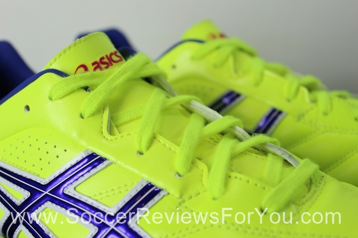 Asics DS Light 6 Neon Yellow (7).JPG