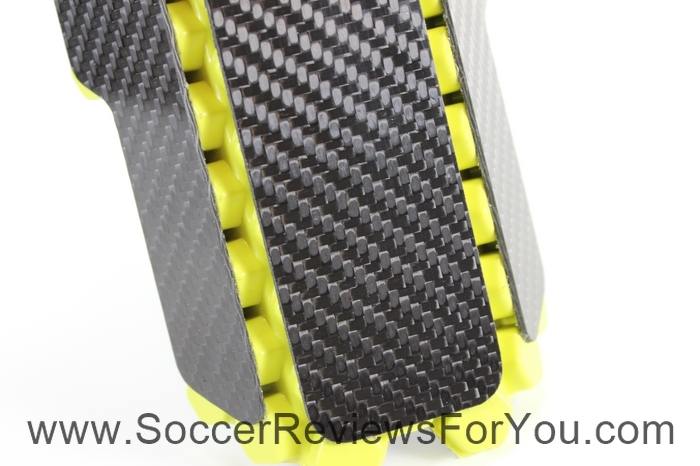 C6 Agility Hex Elite Carbon Fiber Shin Guards and Valor Compression Sleeves (5)