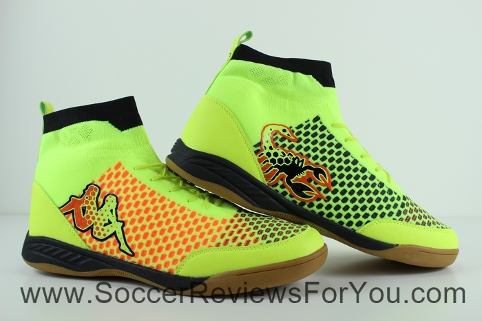 Kappa Rattler Indoor Futsal Shoes (1)