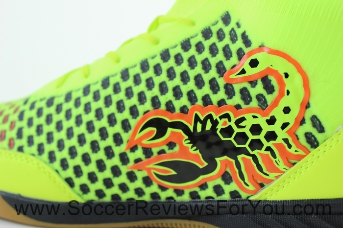 Kappa Rattler Indoor Futsal Shoes (10)