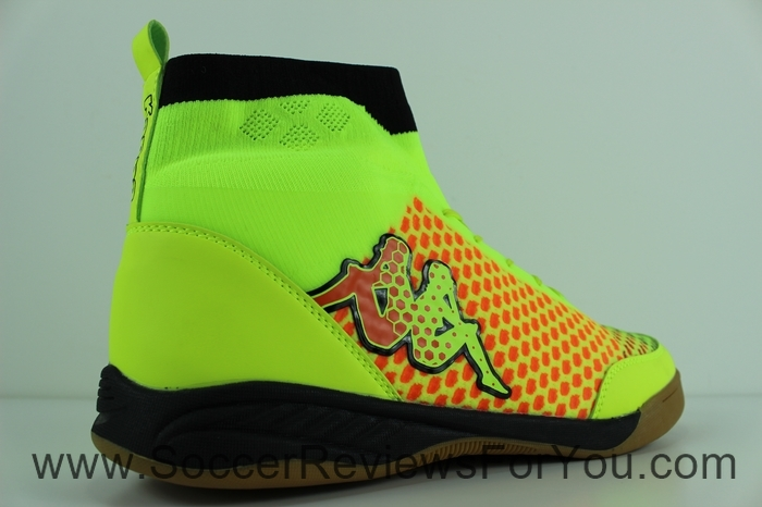 Kappa Rattler Indoor Futsal Shoes (14)