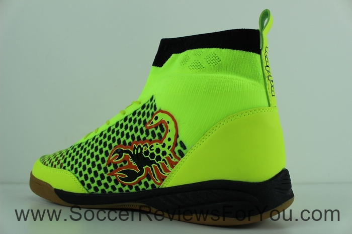 Kappa Rattler Indoor Futsal Shoes (15)