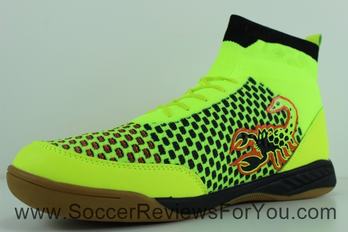 Kappa Rattler Indoor Futsal Shoes (17)