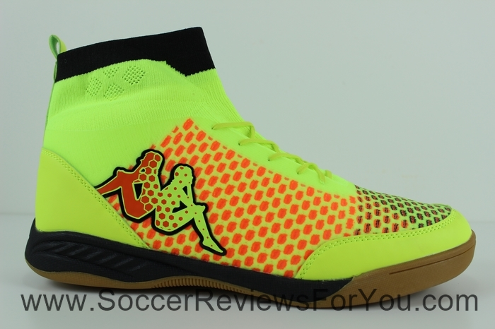 Kappa Rattler Indoor Futsal Shoes (3)