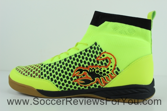 Kappa Rattler Indoor Futsal Shoes (4)