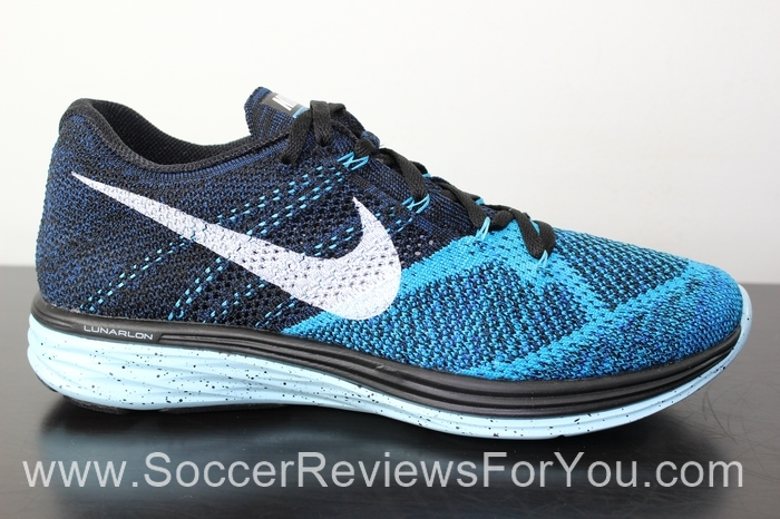 on sale 55a45 3289e Nike Flyknit Lunar 3 Video Review - Soccer Reviews For You