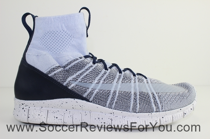 5c6d86cd10ea Nike Free Flyknit Mercurial Superfly Video Review - Soccer Reviews ...