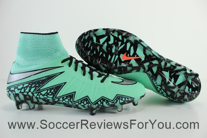 Nike Hypervenom Phantom 2 Green (1)