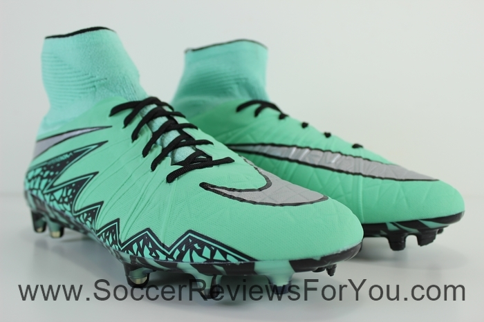 Nike Hypervenom Phantom 2 Green (2)