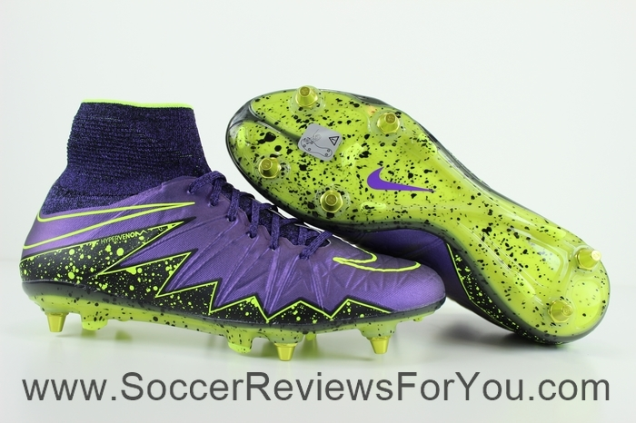 brand new c9549 8fec1 Nike Hypervenom Phantom 2 SG-Pro Review - Soccer Reviews For You