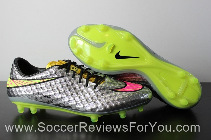 new york c803f d8597 Neymar Nike Hypervenom Phantom Liquid Diamond Review ...