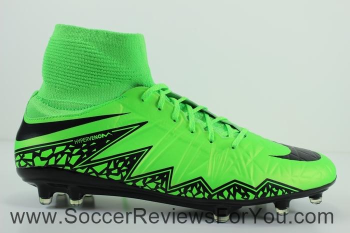 Nike Hypervenom Phatal 2 DF Green Stike (3)