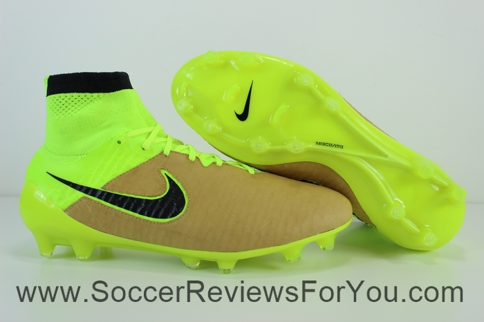 Nike Magista Obra Leather Cavas & Volt (1)