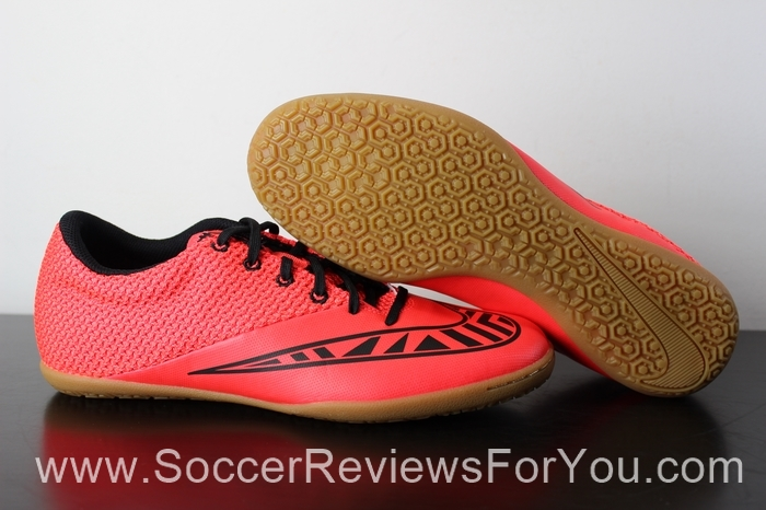 superior quality 37fc2 19f33 Nike MercurialX Pro Indoor & Turf Review - Soccer Reviews ...