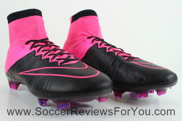 Nike Mercurial Superfly 4 Leather (2)