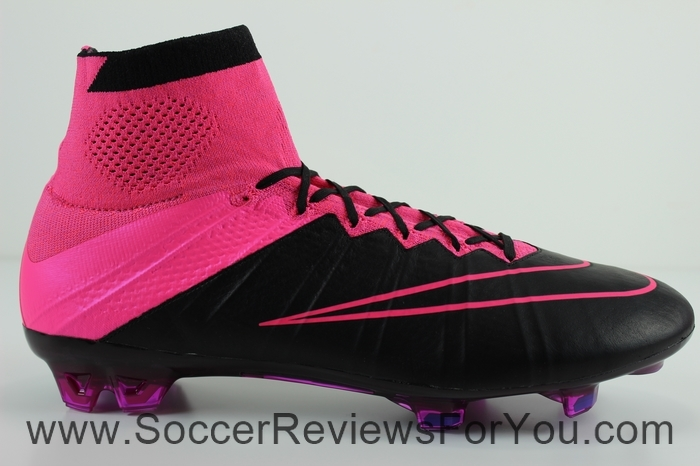 Nike Mercurial Superfly 4 Leather (3)