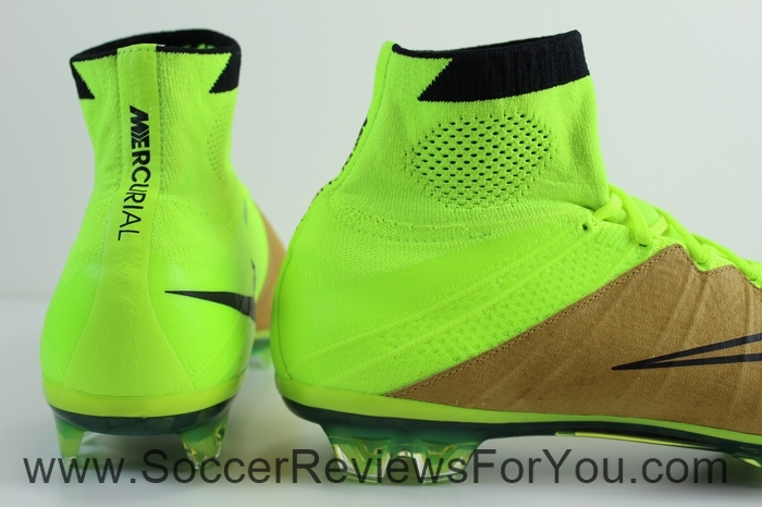 Nike Mercurial Superfly 4 Leather Volt (11)